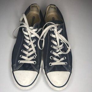 Converse All Star Navy Shoes